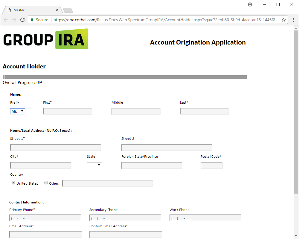 GROUPIRA, INC. Launches Enhanced System with Investment Advisory Firm Integration