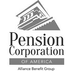 Pension Corporation of America Logo